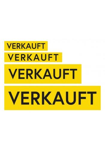 Aufkleber Gelb-Schwarz VERKAUFT