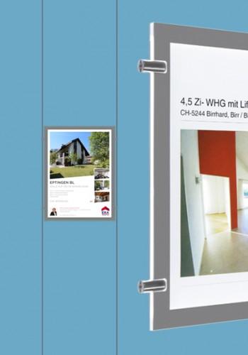 LED Schaufensterdisplays PRESTIGE 1 x A2