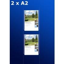 Fensterdisplays 1 x A4